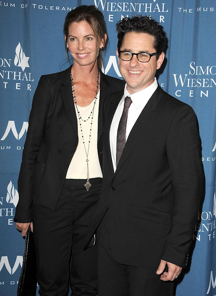 "<a href=""http://movies.yahoo.com/movie/contributor/1804476864"">JJ Abrams</a> and guest attend the 2011 Wiesental Center National Tribute Dinner In Honor Of Tom Cruise in Los Angeles on May 5, 2011."