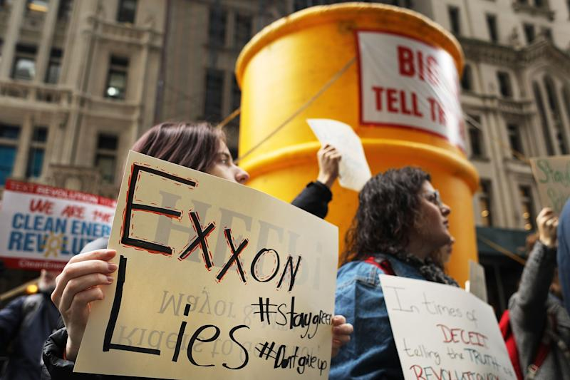 Suing Big Oil Is How States Tackle Climate Change