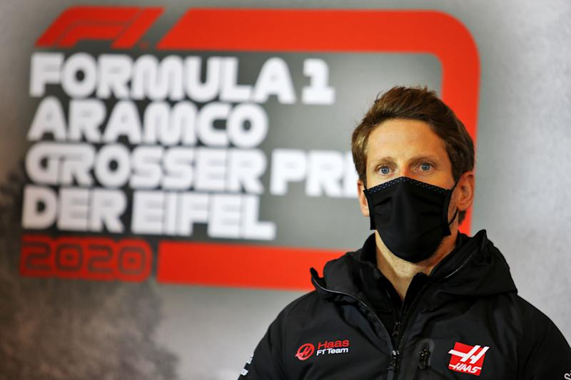 Romain Grosjean will leave Haas at the end of the current F1 season (AFP via Getty)