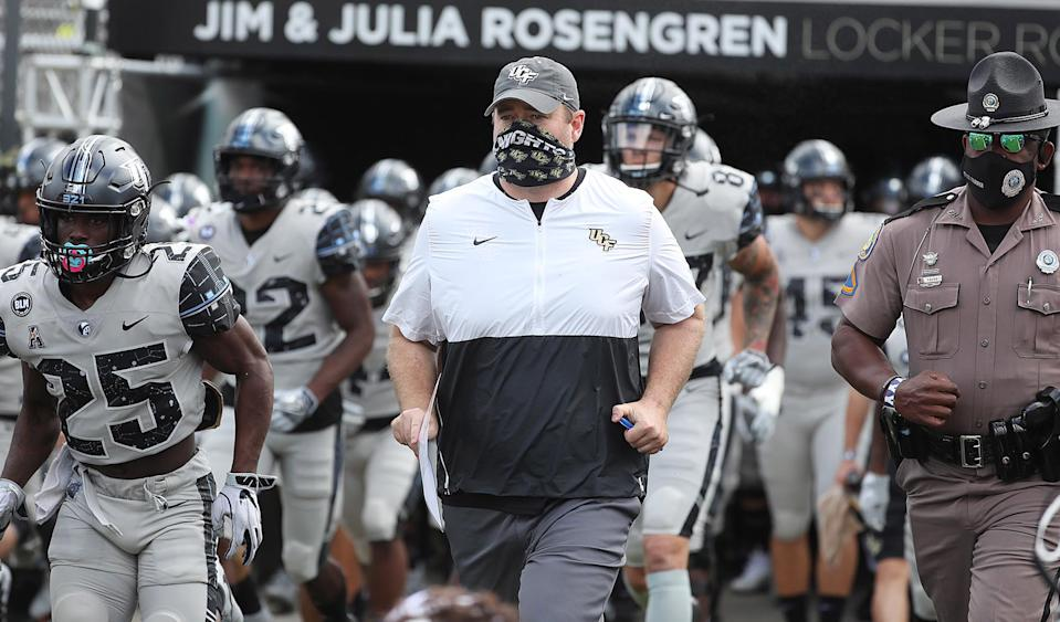 UCF head coach Josh Heupel