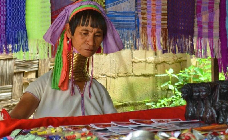 Meeting the Karen people of Thailand