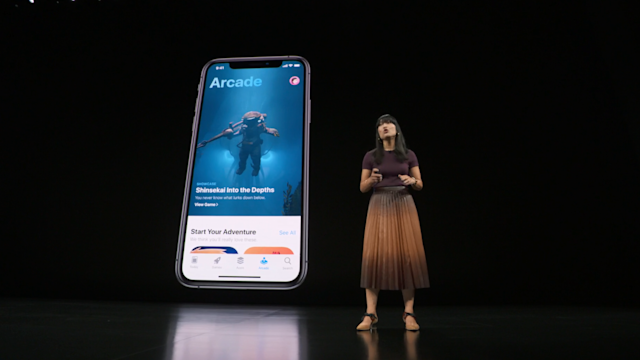 Apple Arcade: Subscription Service Launching for $4 99