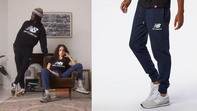 The pants you can also wear when you're not sweating.