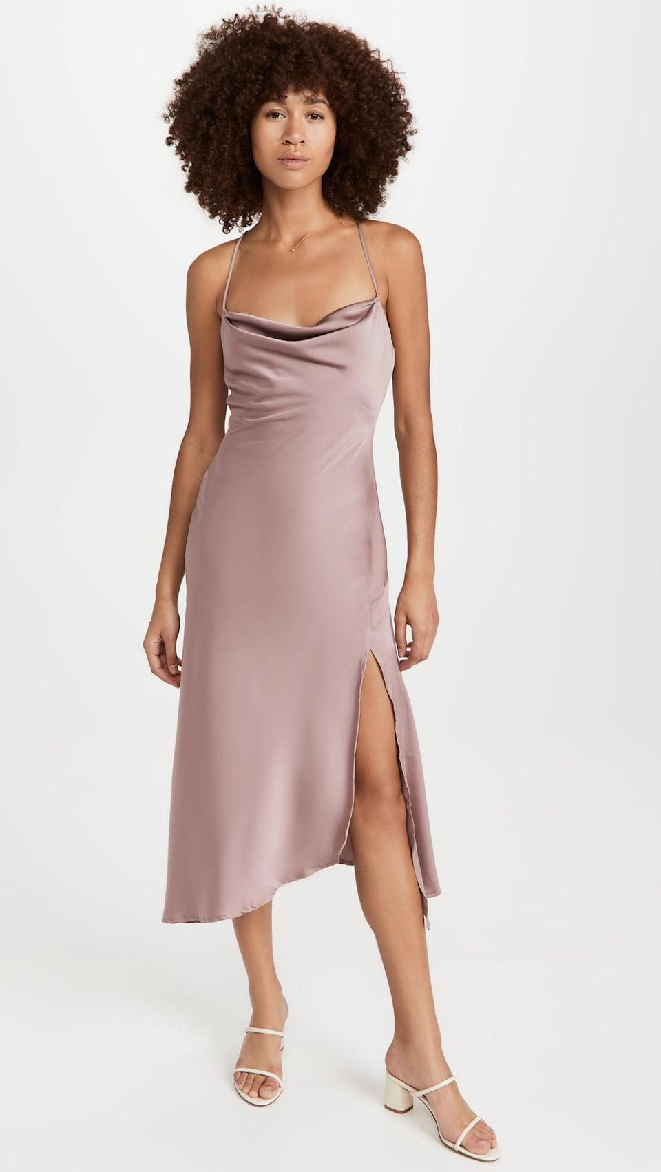 <p>Looking for a cute dress that won't break the bank? This <span>ASTR the Label Gaia Dress</span> ($98) is it.</p>