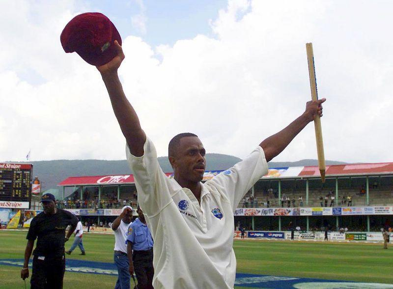 Courtney Walsh was the first bowler to pick 500 Test wickets