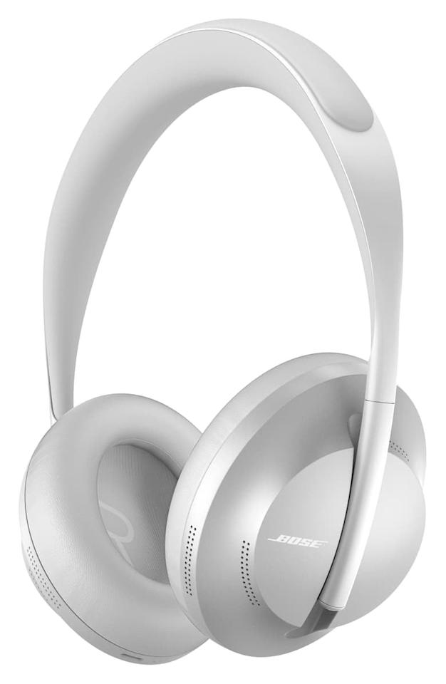 "<p>These <a href=""https://www.popsugar.com/buy/Bose-Noise-Canceling-700-Over-Ear-Headphones-557060?p_name=Bose%20Noise%20Canceling%20700%20Over-Ear%20Headphones&retailer=shop.nordstrom.com&pid=557060&price=399&evar1=savvy%3Aus&evar9=47312333&evar98=https%3A%2F%2Fwww.popsugar.com%2Fphoto-gallery%2F47312333%2Fimage%2F47312335%2FBose-Noise-Canceling-700-Over-Ear-Headphones&list1=shopping%2Cgadgets%2Cheadphones&prop13=api&pdata=1"" rel=""nofollow"" data-shoppable-link=""1"" target=""_blank"" class=""ga-track"" data-ga-category=""Related"" data-ga-label=""https://shop.nordstrom.com/s/bose-noise-canceling-700-over-ear-headphones/5317279/full?origin=keywordsearch-personalizedsort&amp;breadcrumb=Home%2FAll%20Results&amp;color=silver"" data-ga-action=""In-Line Links"">Bose Noise Canceling 700 Over-Ear Headphones</a> ($399) look so sleek.</p>"