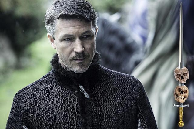 <p>Petyr Baelish is always two steps ahead of his competition, and should things go wrong, his Eyrie retreat is almost unassailable. His biggest weakness is his alliance with Jon Snow — but not because of the enemies it made him in King's Landing. Jon is at the frontline of the battle against the White Walkers, and no amount of political deftness or manipulation can protect Littlefinger from the Night King.<br><br>(Photo Credit: HBO) </p>
