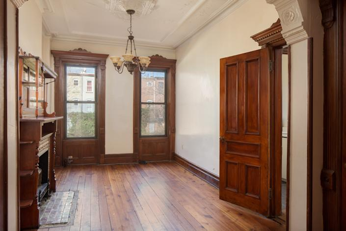 "<div class=""caption""> Before: The home pre-reno was totally livable, but Ruth and Bobby had big plans for it. </div> <cite class=""credit"">Peter Dressel Photography</cite>"
