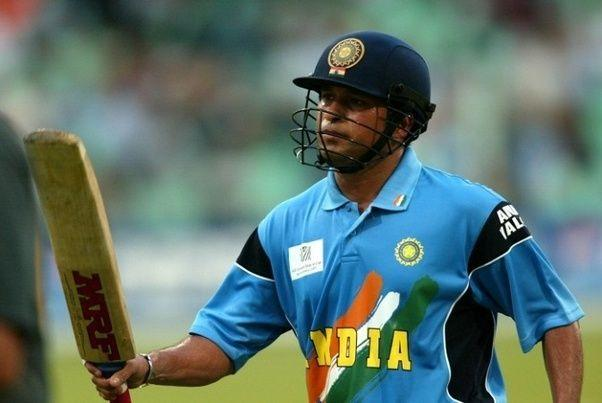 In the semi-final of the 2003 edition, he produced another classic knock against Kenya.