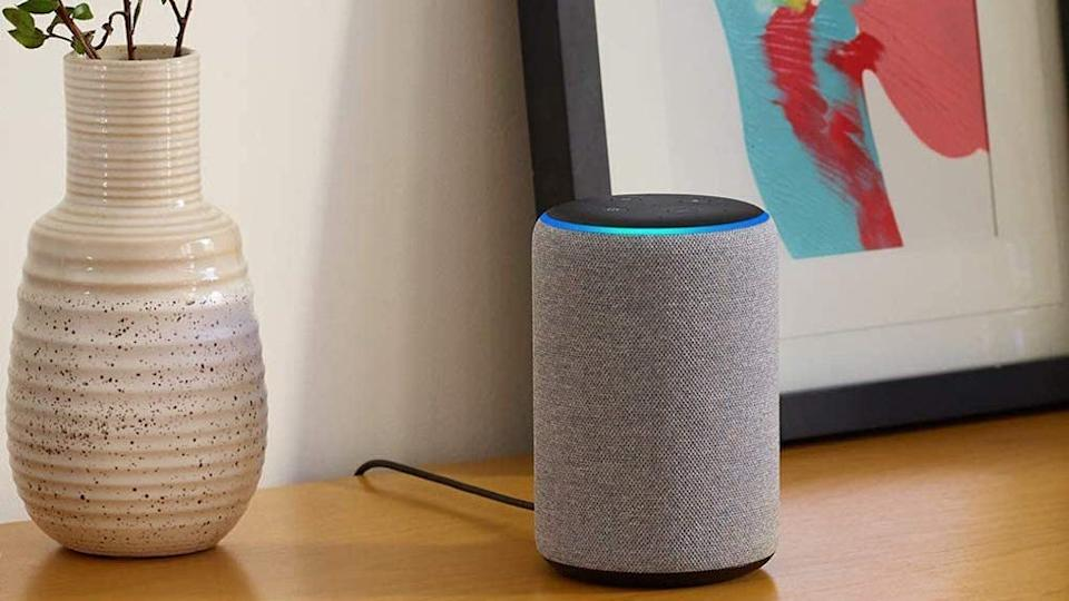 Smart speakers never looked so good.