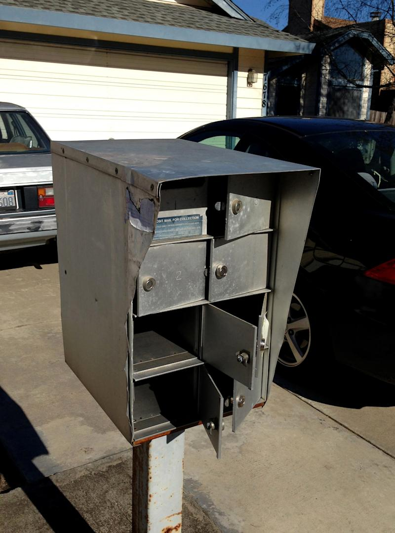 Central California mailbox thefts prompt crackdown