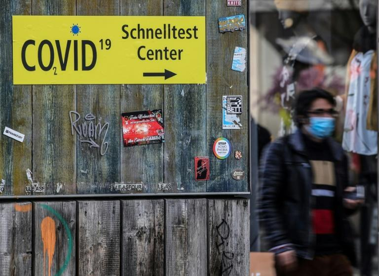 Germany, Europe's top economy, went into a partial lockdown in November, closing bars, restaurants and cultural and sporting facilities