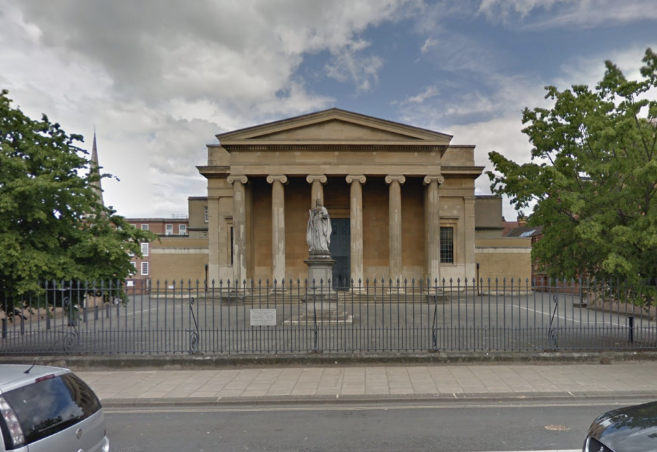 Leydon was tried at Worcester Crown Court. (Google Maps)