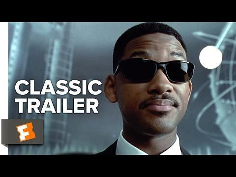 """<p><em>Men In Black</em> might be one of the most unexpected franchises of the last 30 years. But when the first <em>Men In Black</em> came out, of course, no one really imagined it could've become a multi-film franchise; back then, it was just a sci-fi/adventure that fit perfectly into our buddy cop world, putting old vet Tommy Lee Jones together with young gun Will Smith, and letting some magic happen. Such a fun movie.</p><p> <a class=""""link rapid-noclick-resp"""" href=""""https://www.amazon.com/Men-Black-Tommy-Lee-Jones/dp/B0011E7JBW/ref=sr_1_1?dchild=1&keywords=men+in+black&qid=1614101169&s=instant-video&sr=1-1&tag=syn-yahoo-20&ascsubtag=%5Bartid%7C2139.g.35591024%5Bsrc%7Cyahoo-us"""" rel=""""nofollow noopener"""" target=""""_blank"""" data-ylk=""""slk:Stream It Here"""">Stream It Here</a></p><p><a href=""""https://youtu.be/1Q4mhYF9aQQ"""" rel=""""nofollow noopener"""" target=""""_blank"""" data-ylk=""""slk:See the original post on Youtube"""" class=""""link rapid-noclick-resp"""">See the original post on Youtube</a></p>"""