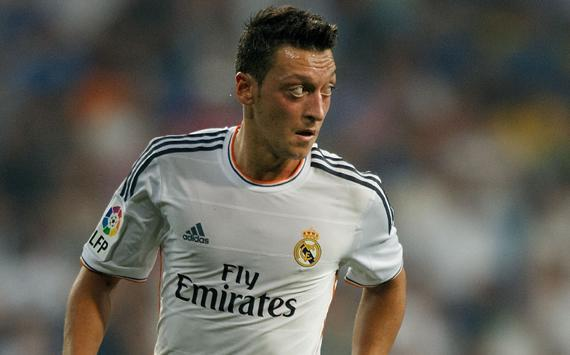 Mesut Ozil,Real Madrid