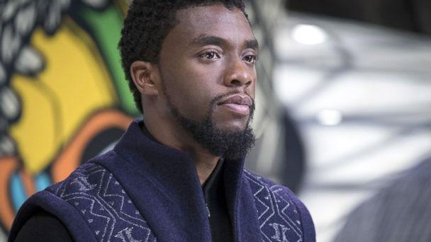 PHOTO: Chadwick Boseman in 'Black Panther,' 2018. (IMDB)