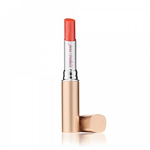 """Jane Iredale PureMoist Lipstic in Live in Full Bloom, $25; at <a rel=""""nofollow"""" href=""""https://janeiredale.com/us/en/mineral-makeup/lips/puremoist-lipstick.htm#17073"""">Jane Iredale</a>"""