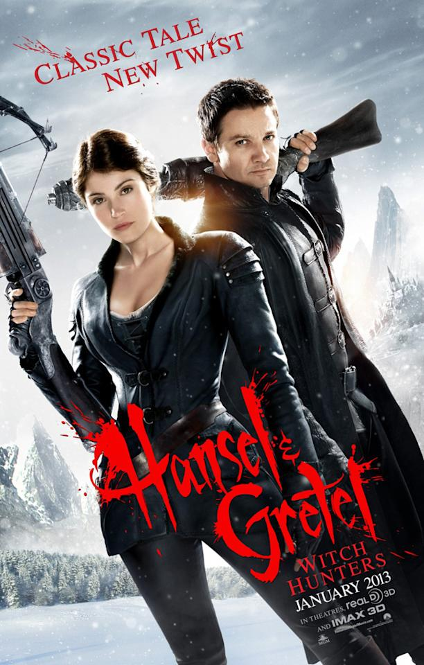 Paramount Pictures' 'Hansel & Gretel: Witch Hunters' - 2013
