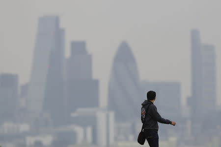 Air pollution: New plan to tackle it