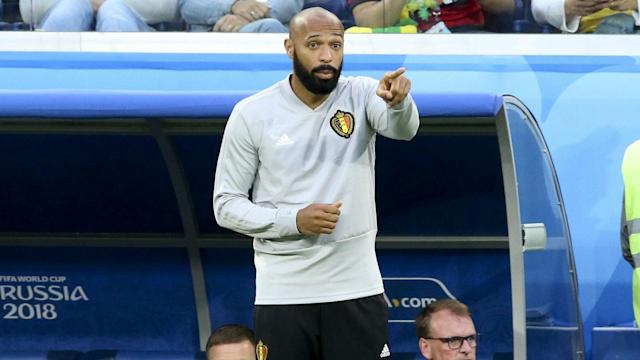 Thierry Henry played in MLS, but could he want to coach the U.S. national team? (Goal.com)