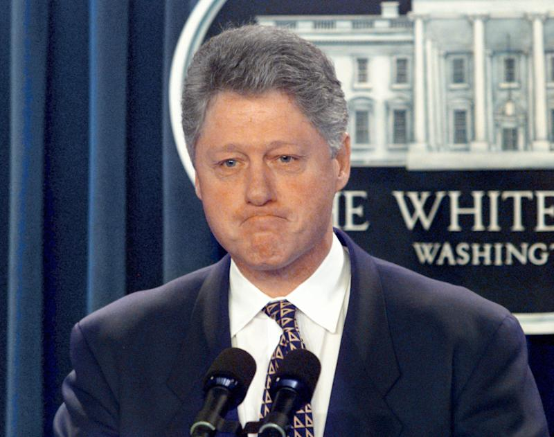 Clinton papers: Concerns over Commerce, Rwanda