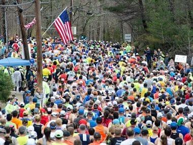 Boston Marathon cancelled for first time in its 124-year history; 2021 edition slated for 19 April