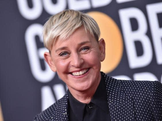 DeGeneres' status as a pioneer of queer visibility will never be taken away from her (Rex Features)