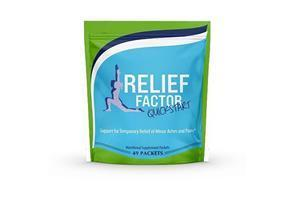Relief Factor is a 100% drug-free botanical and fish oil supplement crafted to help the body reduce pains mostly associated with aging and much exercise such as joint pains. Check out the details!