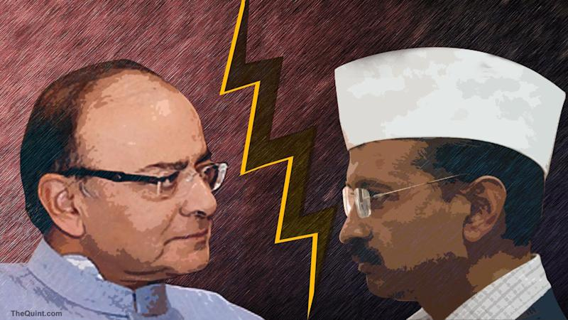 Kejriwal Put on Trial In Arun Jaitley Criminal Defamation Case