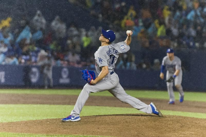 No-No In Mexico: Watch Dodgers Complete Combined No-Hitter Vs. Padres