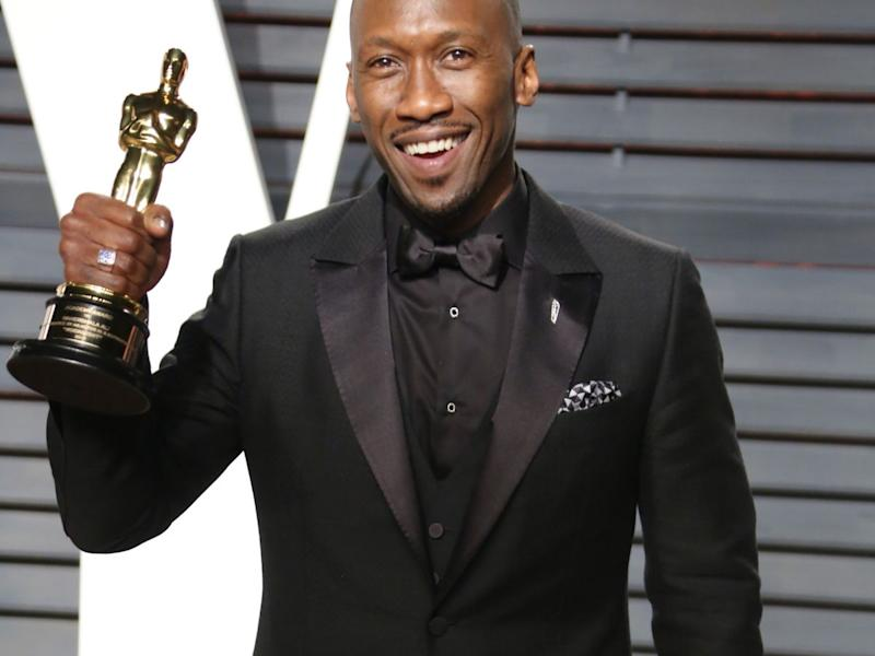 Heres A Photo Of Mahershala Ali  His Baby Daughter To Brighten Your Day-7882