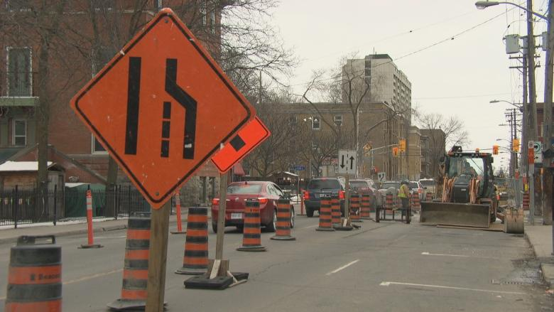 Elgin Street going wireless as part of big dig