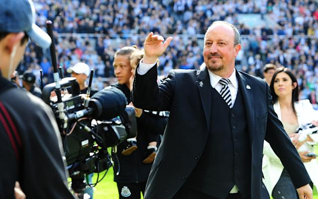"West Ham United are considering an approach for Newcastle United manager Rafael Benitez as the club's owners look to replace David Moyes with a ""high-calibre"" figure within the next 10 days. The club announced on Wednesday that Moyes had left the club after little more than six months in charge at the London Stadium, despite securing the club's Premier League future with two games to spare. Benitez features prominently on a list of names drawn up by the West Ham hierarchy, although there is concern over a £6m buyout clause in the Spaniard's contract. David Sullivan, the West Ham co-owner, held talks with Shakhtar Donetsk manager Paulo Fonseca on Monday, although Fonseca is understood to have indicated that he would prefer to remain in Ukraine. Sources in Portugal have suggested that the 45-year-old has chosen to renew his contract with Shakhtar. David Moyes has left West Ham Credit: REUTERS It is also understood that Unai Emery, the former Paris Saint-Germain manager who left the French champions at the end of the season, would have strong reservations about taking the job. West Ham's senior figures have long been admirers of Benitez, as well as Burnley's Sean Dyche and Huddersfield Town's David Wagner. Manuel Pellegrini, the former Manchester City manager who is the head coach of Hebei China Fortune, is also under consideration. As Telegraph Sport told you on Feb 6... 