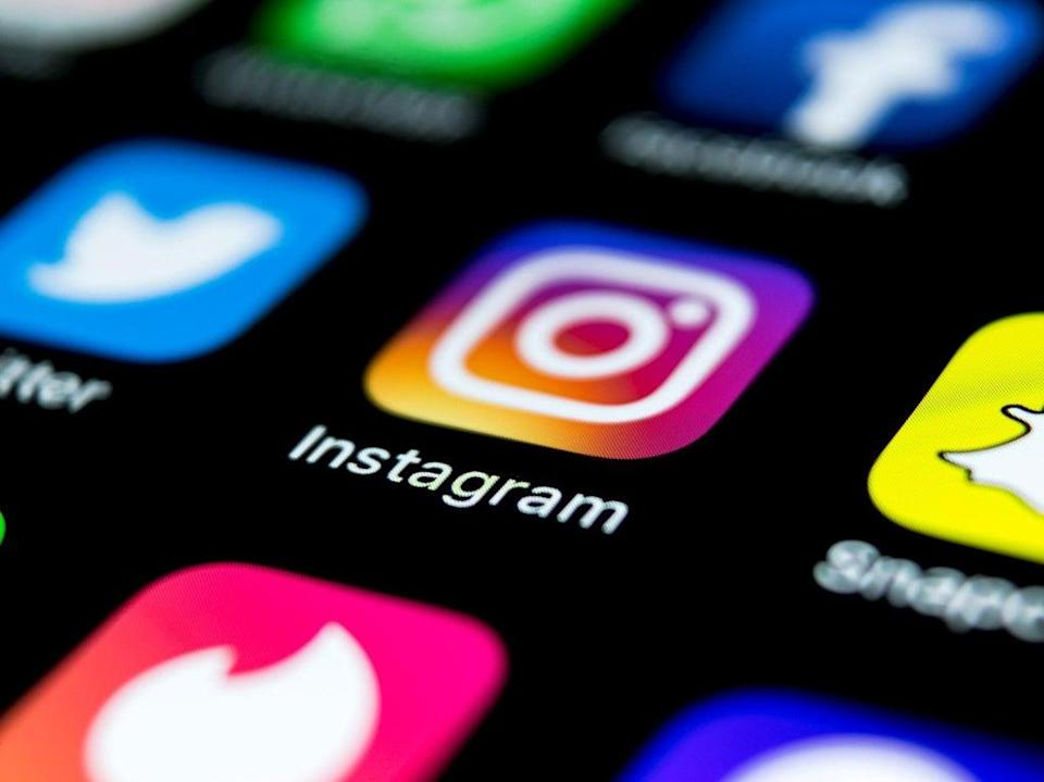 Instagram and other social media apps have faced pressure concerning the potential mental health issues arttributed to use of their platforms (Getty Images)