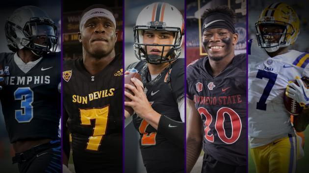 <p>Five overlooked NFL draft prospects for fantasy owners</p>