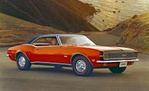 """<p>Changes for 1968 included """"Astro Ventilation"""" that eliminated the need for vent windows. New taillights and grilles were also part of the package. Choosing the RS option included hidden headlights. The SS option included dual exhaust, red-stripe tires, black accents on the grille, and a retuned suspension.</p>"""