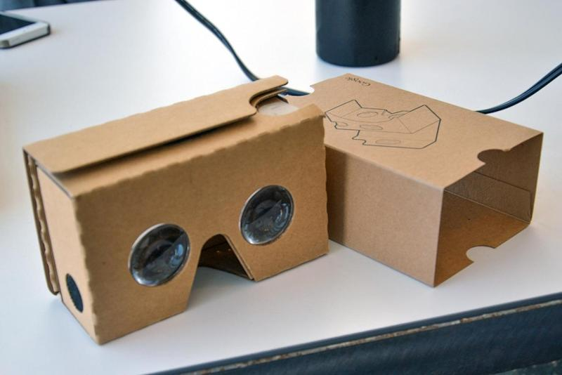 Google brings Cardboard Camera to iOS, improves sharing and adds features