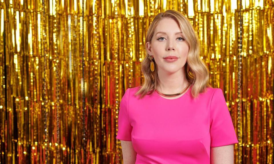 All That Glitters presenter Katherine Ryan.