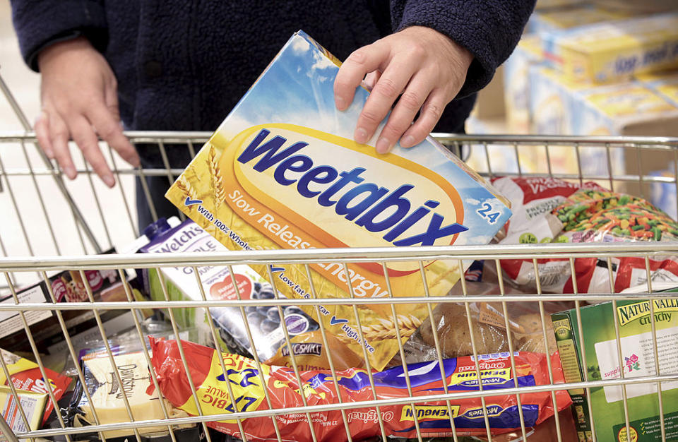 Weetabix has suggested a pretty out-there flavour combo. (Getty Images)