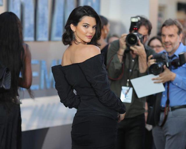 Kendall Jenner has angered fans with her latest Instagram post. (Photo: Getty)