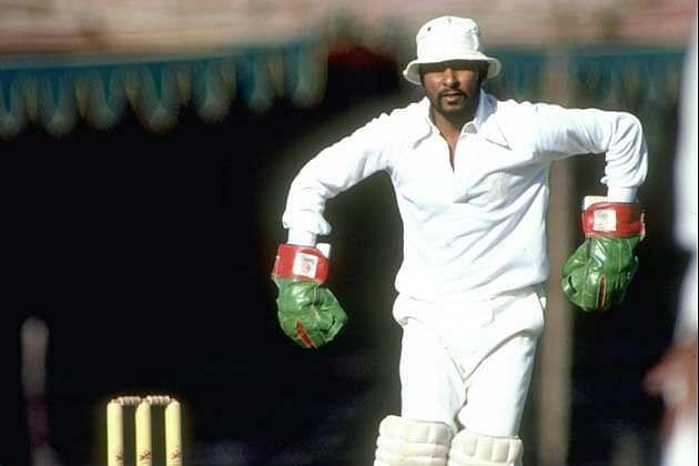 Syed Kirmani represented the Indian team in 88 Test matches
