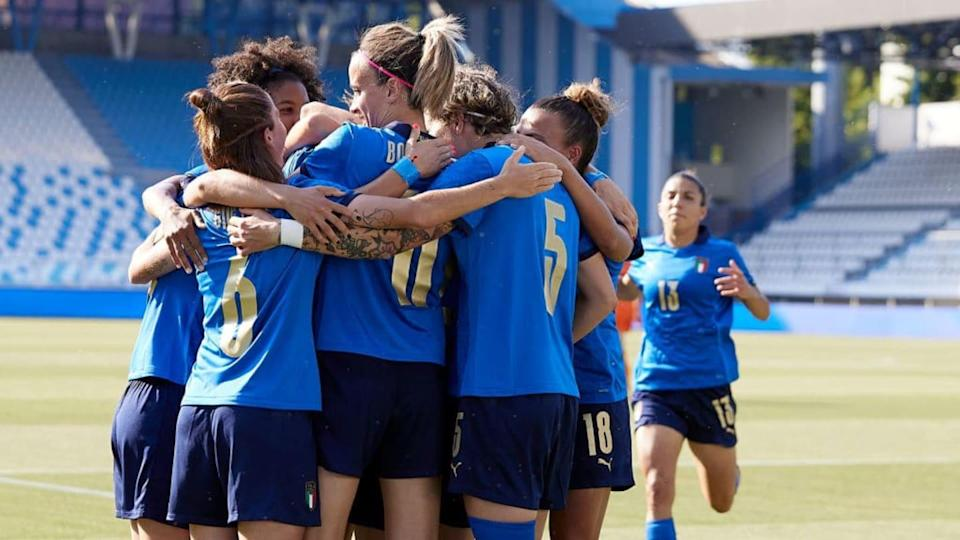 Nazionale femminile   Quality Sport Images/Getty Images