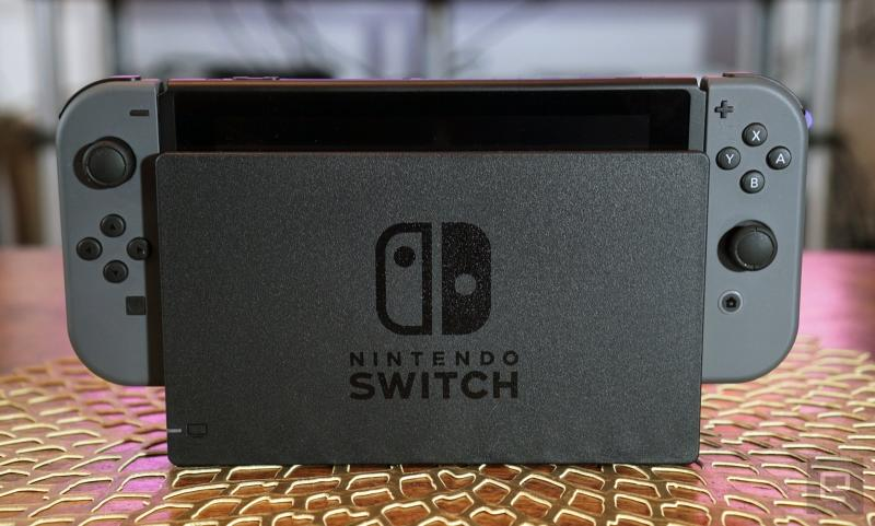 Listing hints that Netflix and YouTube are coming to Nintendo Switch