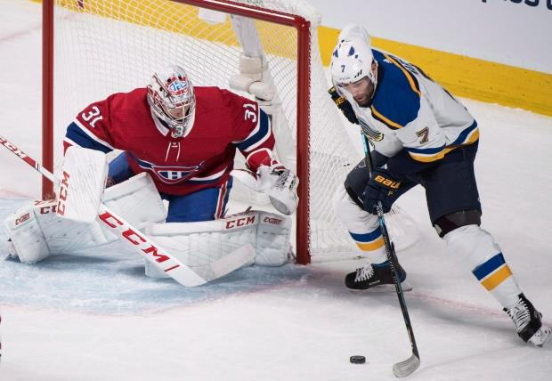 Gallagher's last-second winner welcomes Price back to Habs' net