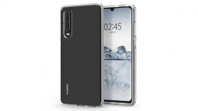 The P30 and P30 Pro are expected to come with triple and quad-camera systems, respectively, and case maker Spigen has published renders of the flagships on its website already.