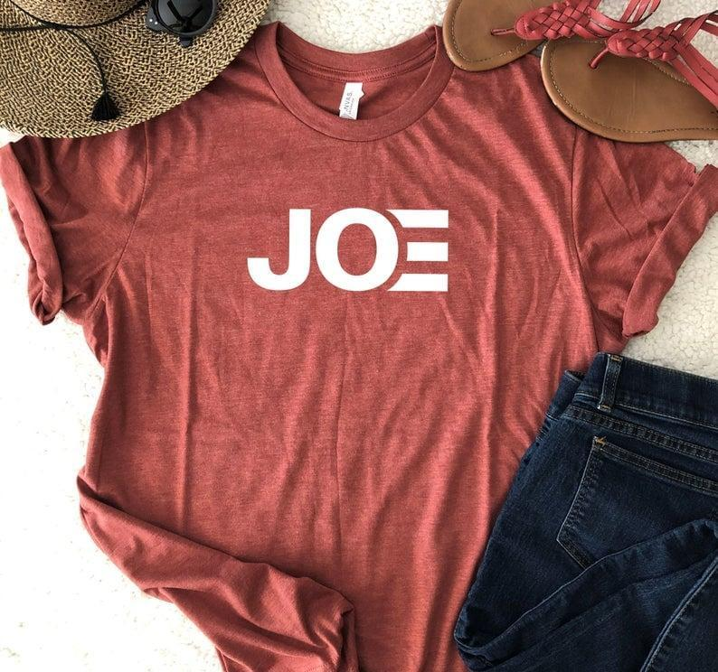 <p><span>JOE Biden for President Tee </span> ($22)</p>