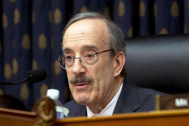 PHOTO: House Foreign Affairs Committee Chairman Rep. Eliot Engel speaks during the House Foreign Affairs subcommittee hearing on Venezuela at Capitol Hill in Washington. (Jose Luis Magana/AP, FILE)