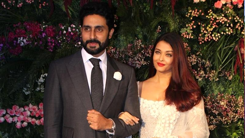 Abhishek Bachchan Deserves Husband of the Year Award for Observing a Fast for Wifey Aishwarya Rai Bachchan on Karwa Chauth