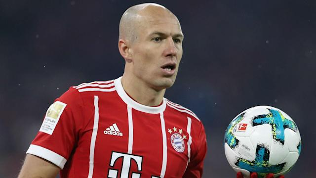 His Bayern Munich contract expires at the end of the season, but Arjen Robben thinks he still has two more years at the top left in him.