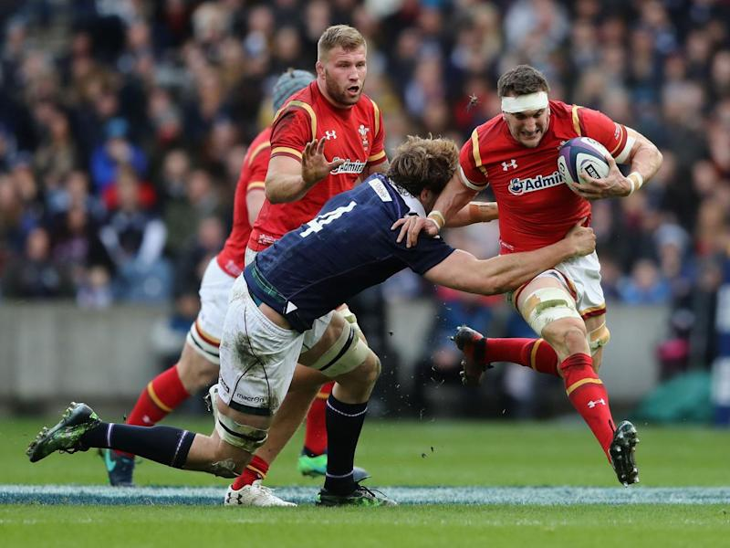 Warburton saw his form rise during the Six Nations (Getty)